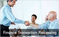 Finance Transaction Processing